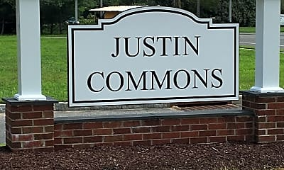 Justin Commons, 1