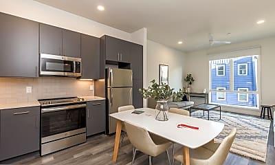Kitchen, 2559 Amber St 302, 1