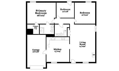 Building, 8710 Mornington Dr, 1