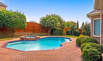 Pool, 3705 Country Oak Ct, 2