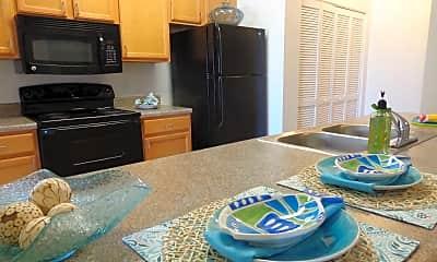 Kitchen, 900 Acqua Luxury Senior Living, 2