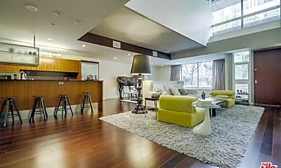 Living Room, 1155 S Grand Ave 105, 1