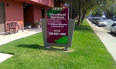 Woodland Garden Apartments, 1