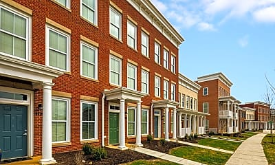 Building, Armstrong Renaissance Apartments, 0