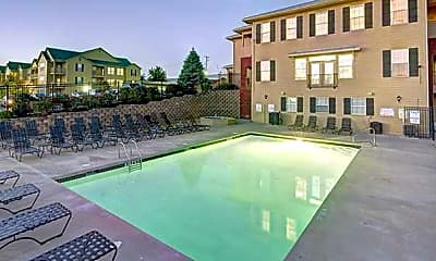 Grindstone Canyon Apartment Homes, 1