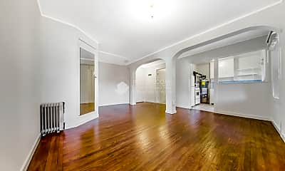 Living Room, 49 Elgin Park, 1