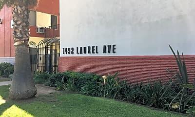 Laurel Street Apartments, 1