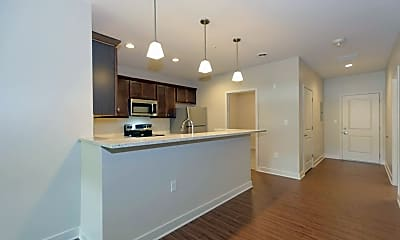 Kitchen, 101 Nott Terrace 303, 1