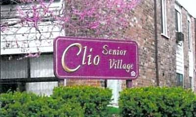 Clio Village Apartments, 0