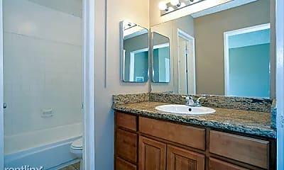 Bathroom, Riverside Villas Apartments, 1