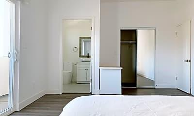 Bedroom, The Magnolia, 2
