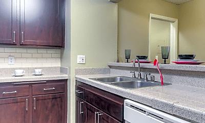 Kitchen, Northview - Southview Apartments, 2
