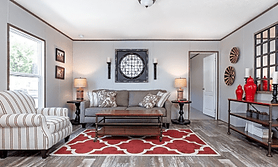 Living Room, 2934 S 300 W, 1