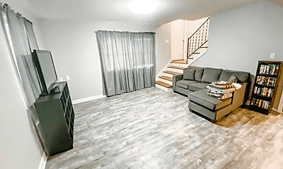 Living Room, 5412 Campbell Hwy, 1