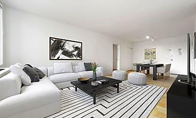 Living Room, 310 East 75th Street, 0