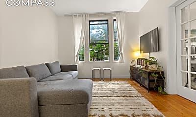 Living Room, 2 Pinehurst Ave C-4, 1