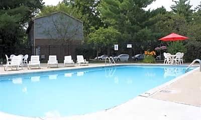 Pool, Oakwood Townhomes & Villas, 1