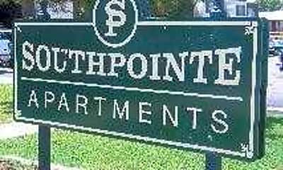 South Pointe Apartments, 1