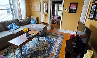 Living Room, 248 Cedar St, 1