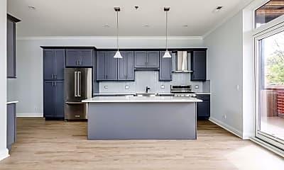 Kitchen, 7652 Madison St, 1