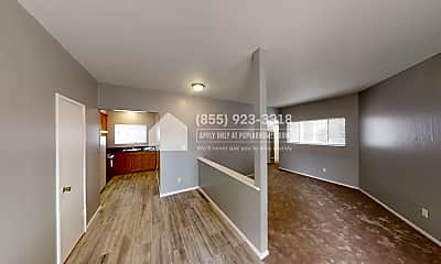 Living Room, 753 Lincoln Avenue D, 1