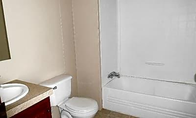 Bathroom, 1100 U.S. 20 West, 2