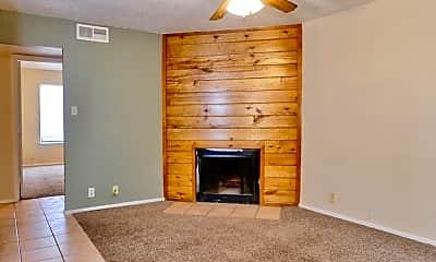 Bedroom, 1201 Redwood St, 1