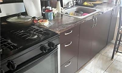 Kitchen, 85-02 121st St 1FR, 2