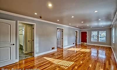 Living Room, 4827 Clarke Street, 2