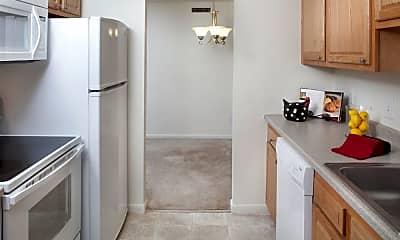 Kitchen, Stone Ends Apartments, 1
