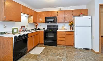 Kitchen, Quarry Commons, 1