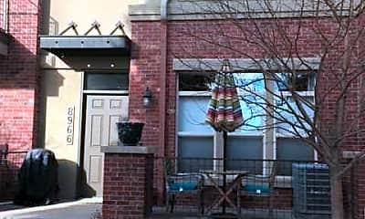 Front entrance, 8966 E Nichols Place, 0