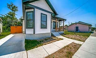 Building, 410 N Olive St, 1