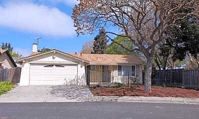 Building, 3235 Santa Paula Way, 1