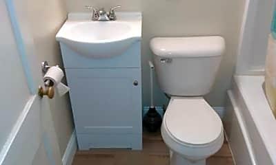 Bathroom, 1725 Jefferson Ave 4, 2