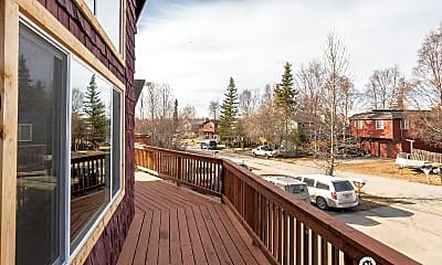 Patio / Deck, 8807 Washburn St, 2