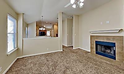 Living Room, 10315 Buescher Lane, 1