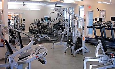 Fitness Weight Room, 8855 Bristol Bend, 2