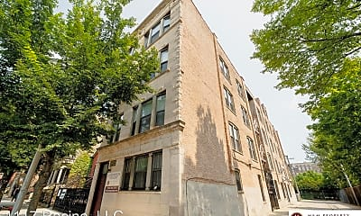 Building, 1117 S Racine Ave, 1