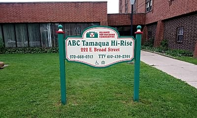 Abc Tamaqua Hi Rise Inc, 1