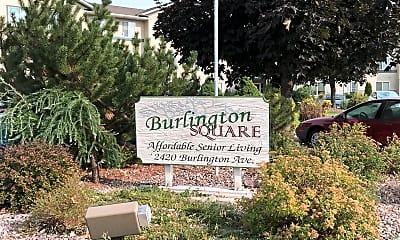 Burlington Square Apartments, 1