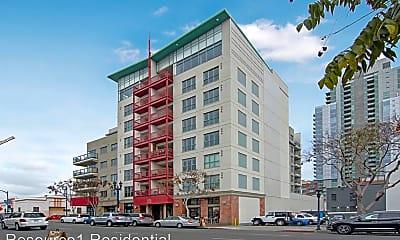 Building, 875 G St, 2