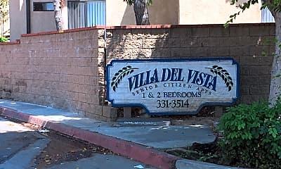 Villa Del Vista, 1