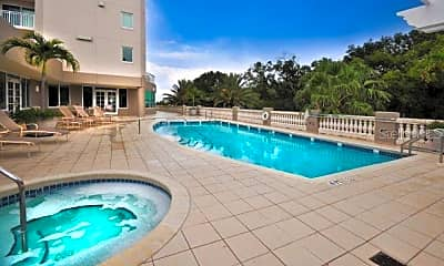 Pool, 3507 Bayshore Blvd 1002, 2