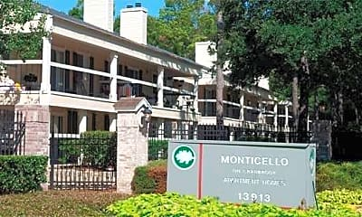 Monticello on Cranbrook, 0