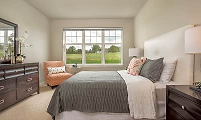 Bedroom, Drexel Ridge Apartments, 2