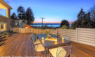 Patio / Deck, 5510 SW Winthrop St, 0