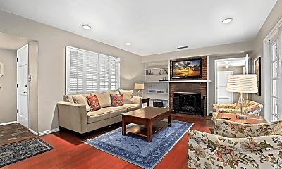 Living Room, 247 Sycamore Glen, 1