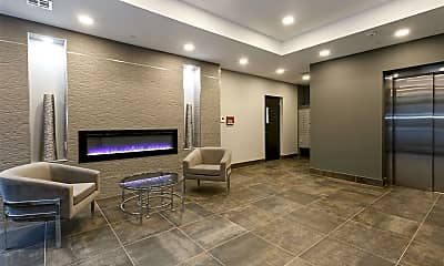 Living Room, 6020 Hudson Ave 503, 1