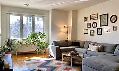 Living Room, 90 Bay St 2-E, 2